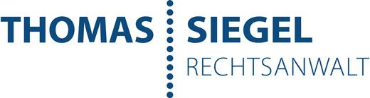 Logo der Kanzlei Thomas Siegel in Gera