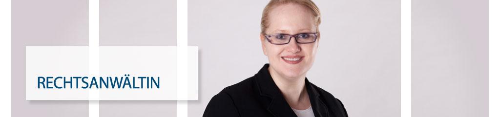 Rehtsanwältin Juliane Gellert (geb. Ernst)